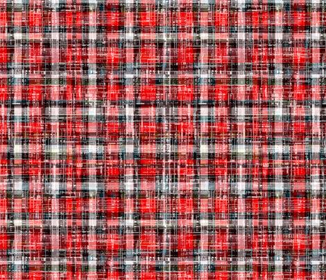 Grunge the Lumberjack, red by Su_G