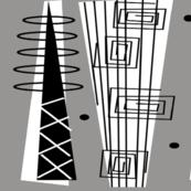 Mid-Century Modern Atomic Design
