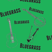 Green Bluegrass