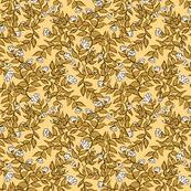 Cantaloupe Flowers Golden