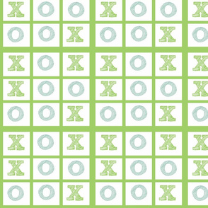 tic tac toe Limeaid MEDIUM