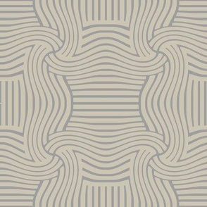 Ola (Taupe with Gray)