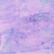 Purple Glacier Watercolor Texture