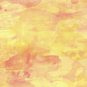 Sunny Blush Watercolor Background Effect