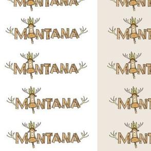 Montana Tees really small