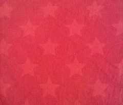 christmas star red