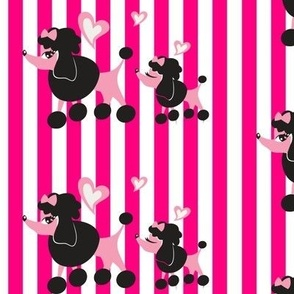 poodles_pink_stripes