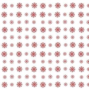 Snowflakes snow berry