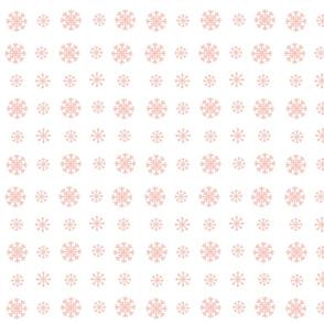 Snowflakes snow petal