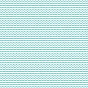 Wavy - Turquoise