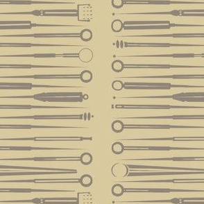 acupuncture tools-tan