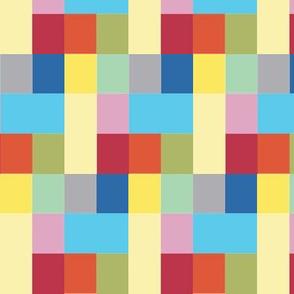 90s Colour Pixels