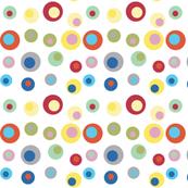 90s Spots white