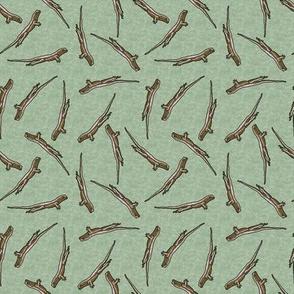 Lizards_on_light__texture_lt_green