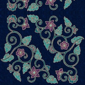 My-beautiful-corner-embroidery-pattern-squared-MUTEDFEATHER2-lines-ALT3embroidery-colors-STARRYNIGHT