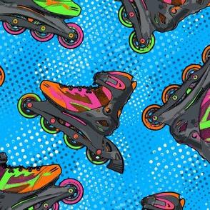 Radical Inline Skates