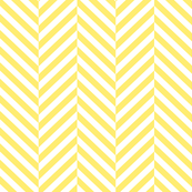 herringbone LG lemon yellow