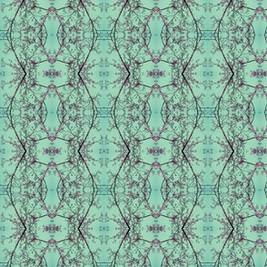 Sycamore Lace (Green)