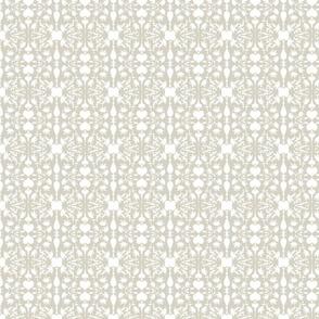 Grey Flourish
