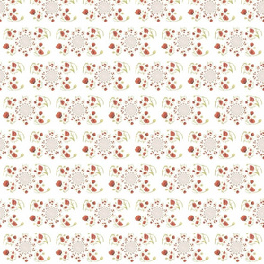 Poppies in Pattern