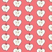 Half Apple WH Pink
