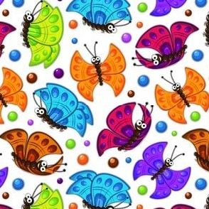 bugs_insects_butterflies_and_months