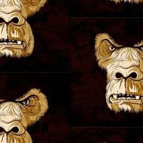 Gorilla_monkey_ape_face
