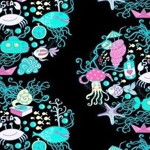 sea_life_fish_snail_coral_starfish_coral