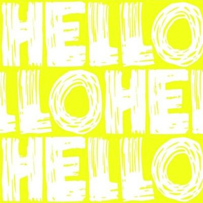 Hello Mellow Yellow