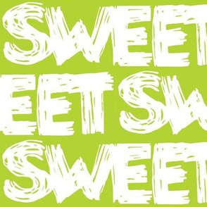 Sweet Lime Scribbles