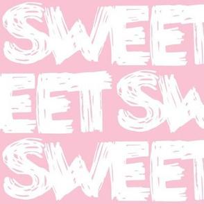 Sweet Pink Scribbles