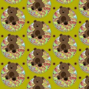 Teddy Bear Lego Stars