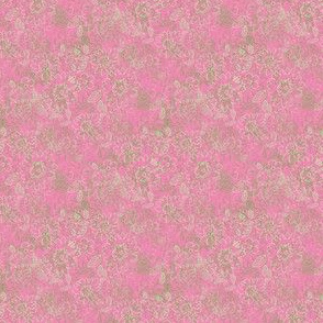 Crushed strawberry fleur background