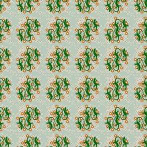 Ditsy Lizards