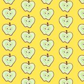 Half Apple green-YEL