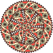 mexican_circle_pattern_inca_south_american