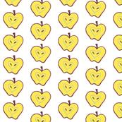 Half Apple WH YEL