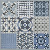 Vintage Tiles 2016 Calendar