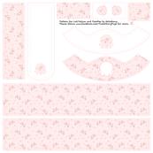 OctoFabric with pattern for LatiYellow and PukiFee (OctoSakura).