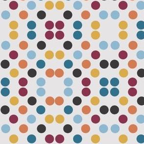 Polka Dots in Autumn