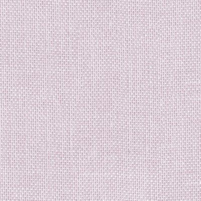 lilac-mauve faux burlap