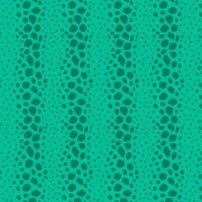 Lizard skin green