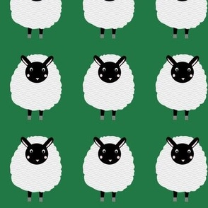 puffy sheep