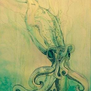 Mystical Squid