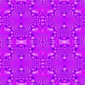 groovy purple grape garden watercolor