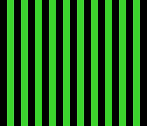 Stripes - Vertical - 1 inch (2.54cm) - Light Green  (#3Ad42d)