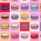 Pop Art Macarons