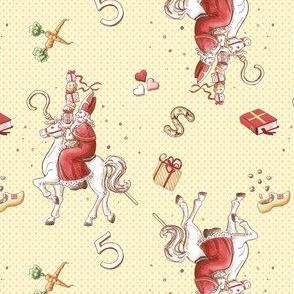 Sinterklaas 5 December CREAM