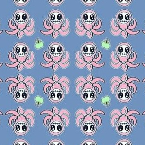 Apple the Octopus