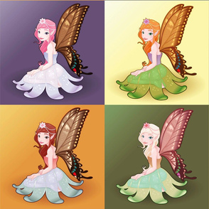 Young fairies